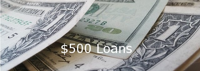 500 payday loan